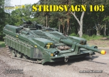 Fast Track Nr. 20   Stridsvagn 103 Sweden's Magnificent S-Tank